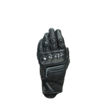 Dainese Carbon 3 Short Black Riding Gloves