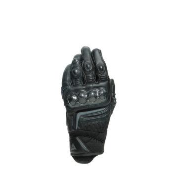 Dainese Carbon 3 Short Black Riding Gloves