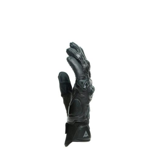 Dainese Carbon 3 Short Black Riding Gloves 4