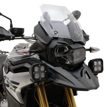 Denali Auxiliary Light Mount for BMW F750GS F850GS