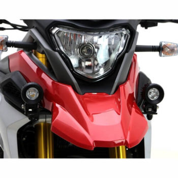 Denali Auxiliary Light Mount for BMW G310GS 1