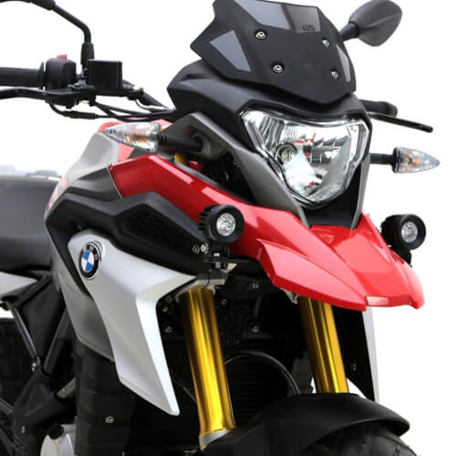 Denali Auxiliary Light Mount for BMW G310GS