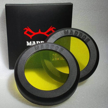 MADDOG Aux Filters For Scout Scout X Lights
