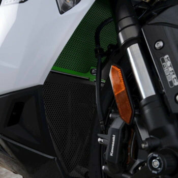 R G Downpipe Grille for Kawasaki Ninja 1000SX 2020