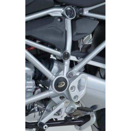 R G Frame Plug Kit for BMW R1250GS 2013 2018