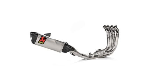 Akrapovic Titanium Racing Line Full System Exhaust For BMW S1000RR 2019