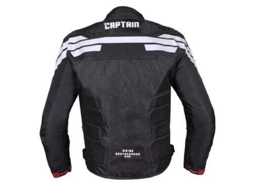 BBG Captain Black Riding Jacket new 2