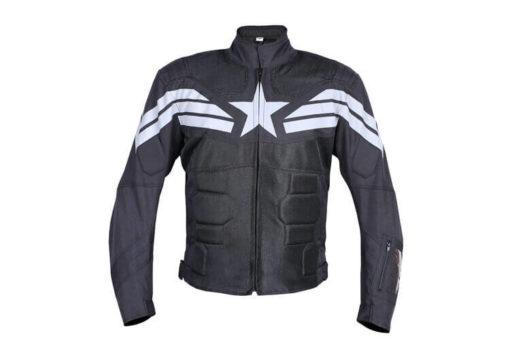 BBG Captain Black Riding Jacket new