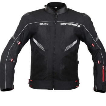 BBG Ladakh Black Riding Jacket new