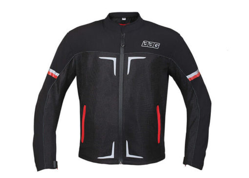 BBG Metro Black Riding Jacket new