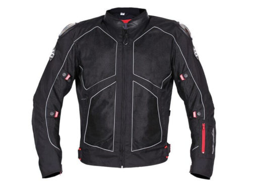 BBG Spiti Black Riding Jacket new