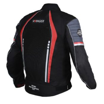 BBG Voyager Red Riding Jacket 2