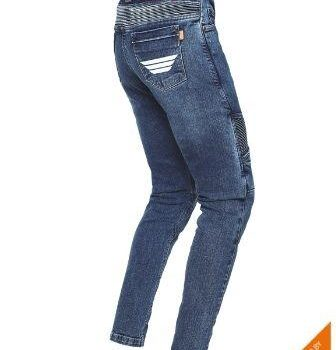 Bikeratti Steam Lady Denim Riding Jeans with D3O Armour