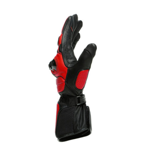 Dainese Impeto Black Lava Red Riding Gloves 2