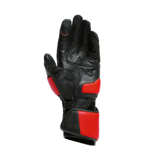 Dainese Impeto Black Lava Red Riding Gloves 3