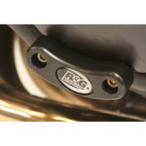 R G Left Engine Case Slider for Honda CB 1000 R 2008 2018