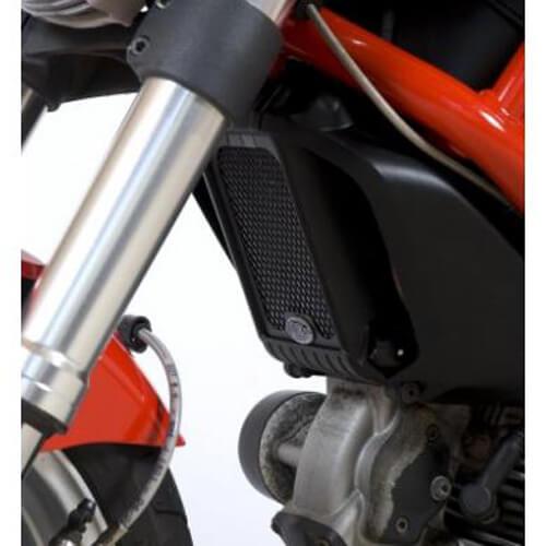 R G Oil Cooler Guard for Ducati Monster 795 796 2009 new