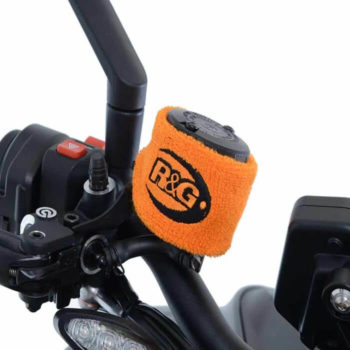 R G Orange Clutch Brake Reservoir Protector Sock 2