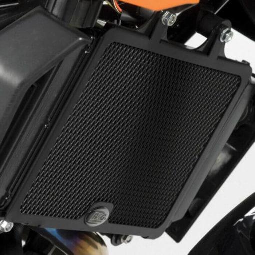 R G Racing Radiator and Oil Cooler Guard Set for Suzuki Hayabusa 2008 new