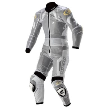Rs Taichi Racing Rain Suit Clear