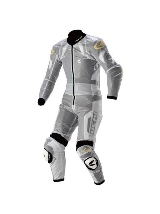 Rs Taichi Racing Rain Suit Clear