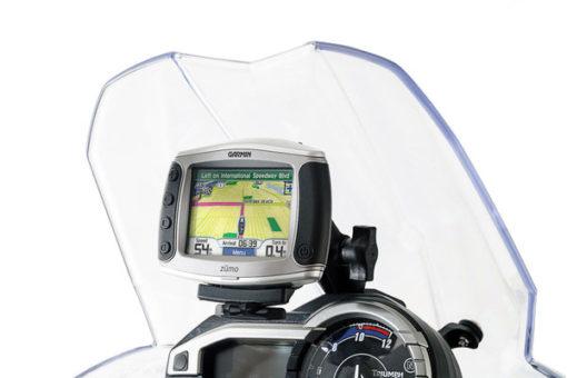 SW Motech Cockpit GPS Mount for Triumph Tiger 800
