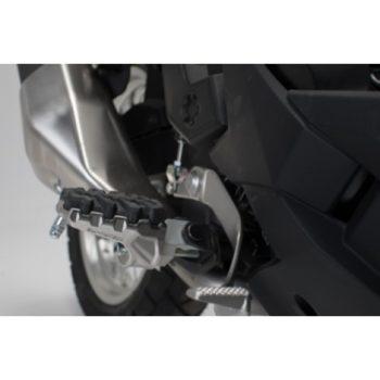 SW Motech EVO Footrest Kit for Kawasaki Versys X300