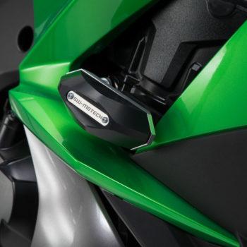 SW Motech Frame Sliders for Kawasaki Ninja 1000 2