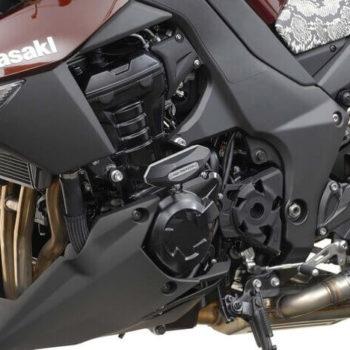 SW Motech Frame Sliders for Kawasaki Z1000 2