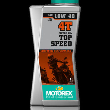 Top Speed 4T 10W 40