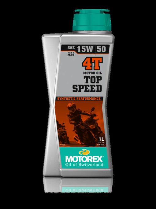 Top Speed 4T 15W 50