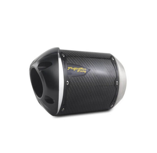Two Brothers Carbon S1R Slip On Exhaust for Kawasaki Versys 1000 2015 2018
