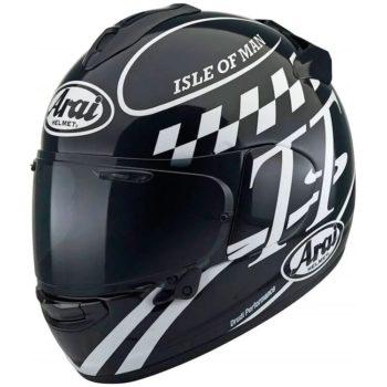 ARAI Chaser X Classic TT Black Full Face Helmet