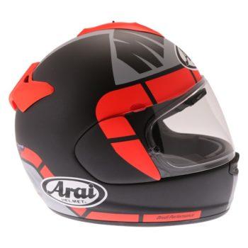 ARAI Chaser X Maverick GP Matt Red Full Face Helmet 1