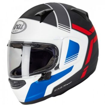 ARAI Profile V Tube Red Matt Full Face Helmet