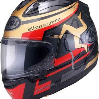 ARAI RX 7V IOM TT 2020 Gloss Full Face Helmet