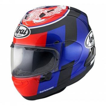 ARAI RX 7V Leon Haslam Gloss Full Face Helmet
