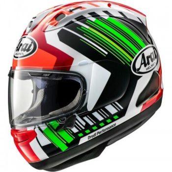 ARAI RX 7V Rea Gloss Green Full Face Helmet