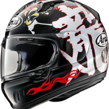 ARAI Renegade V Dragon Gloss Full face Helmet