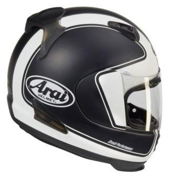ARAI Renegade V Outline Black Full Face Helmet 1