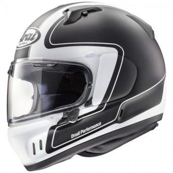 ARAI Renegade V Outline Black Full Face Helmet