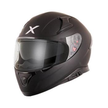 AXOR Apex Solid Gloss Full Face Helmet