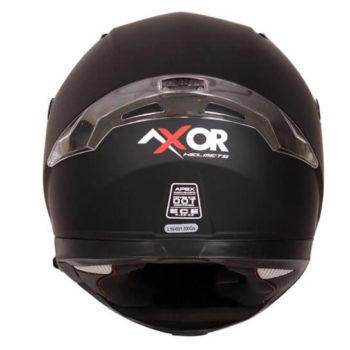 AXOR Apex Solid Matt Full Face Helmet 1