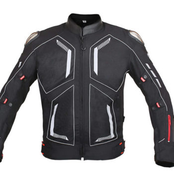 BBG Spiti Black Riding Jacket