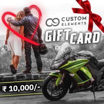 Gift card V 10K