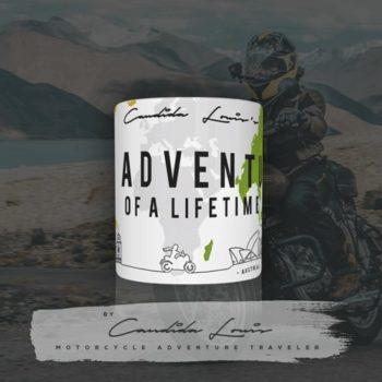 INLINE4 Adventure of a lifetime Mug