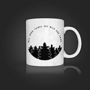 INLINE4 All good things Mug