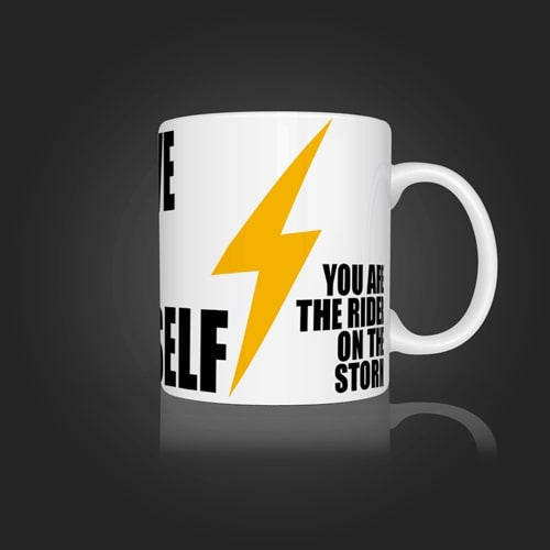 INLINE4 Believe in yourself Mug 1