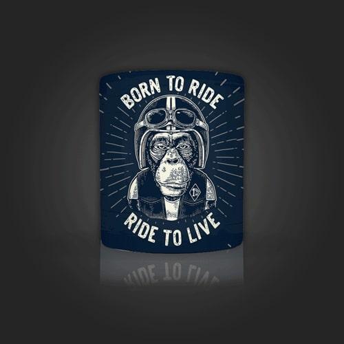 INLINE4 Born to Ride Mug