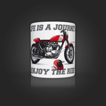 INLINE4 Enjoy your Ride Mug